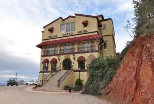 Grand Hotel in Jerome, AZ