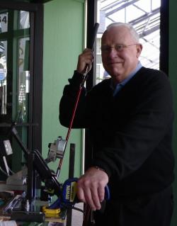 David Butler, a.k.a Doctor Grip