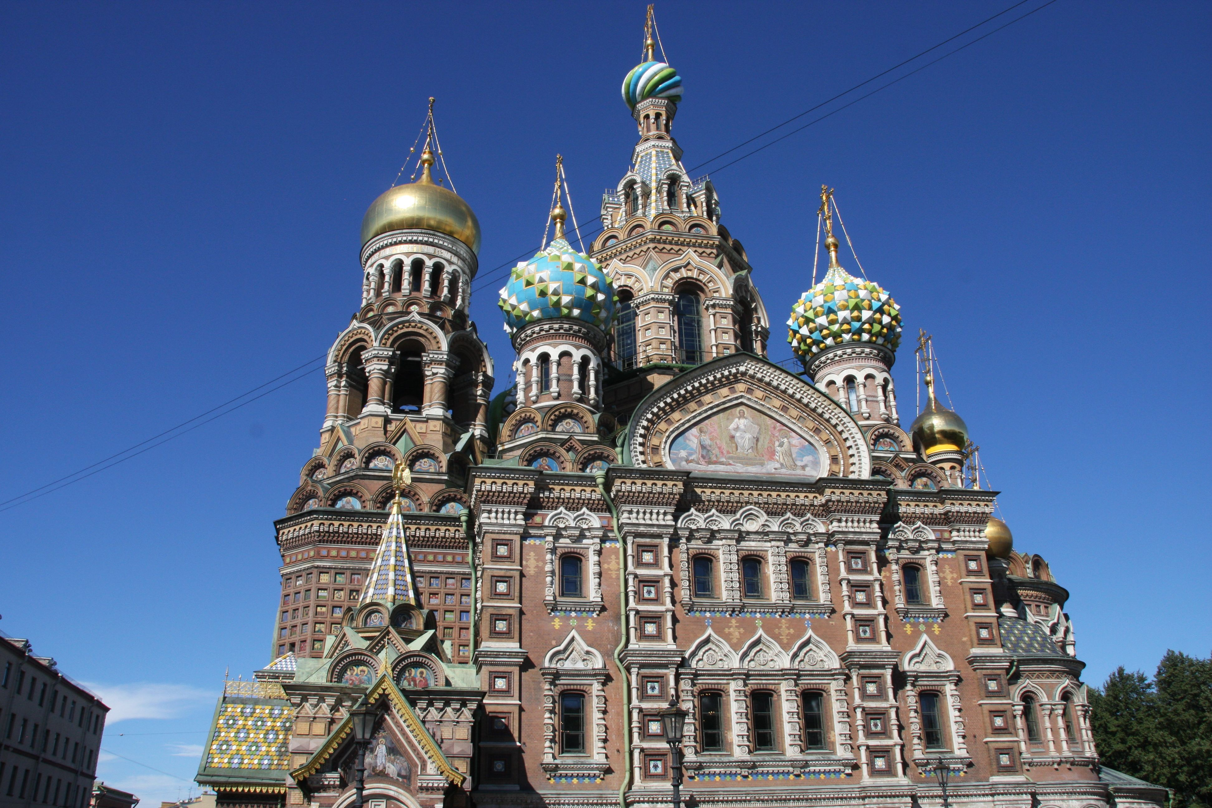 Medieval Russian Cathedral – Articleblog info